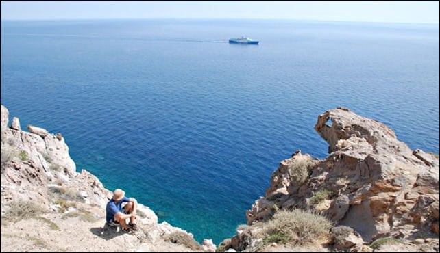 lua de mel ilhas gregas