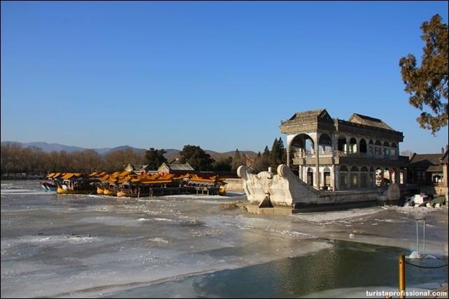 BarcodeMrmore - Visitando o Palácio de Verão em Pequim