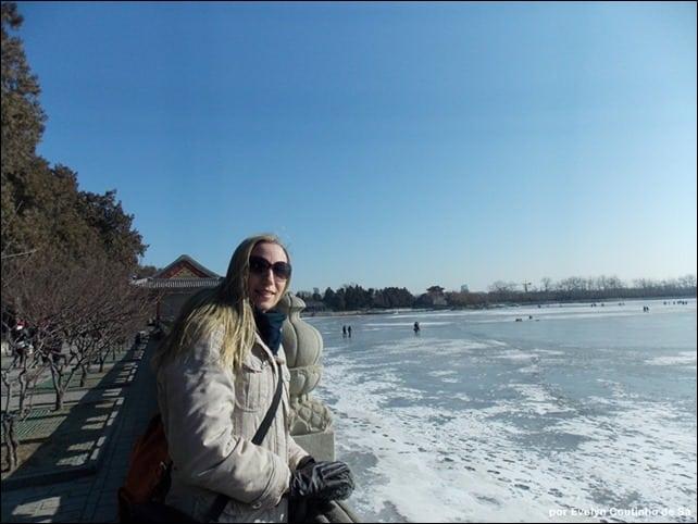 DSCN0721 - Visitando o Palácio de Verão em Pequim