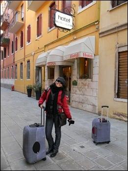 DSCN2475 - Dica de hotel em Veneza