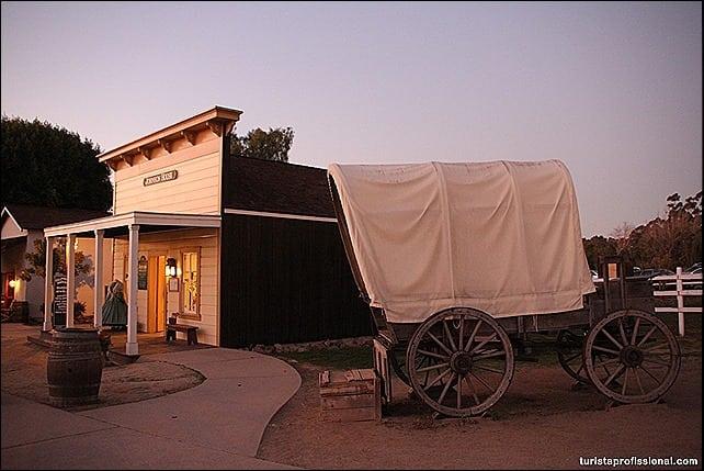 DicasdeSanDiego - Old Town San Diego - a Velha Califórnia