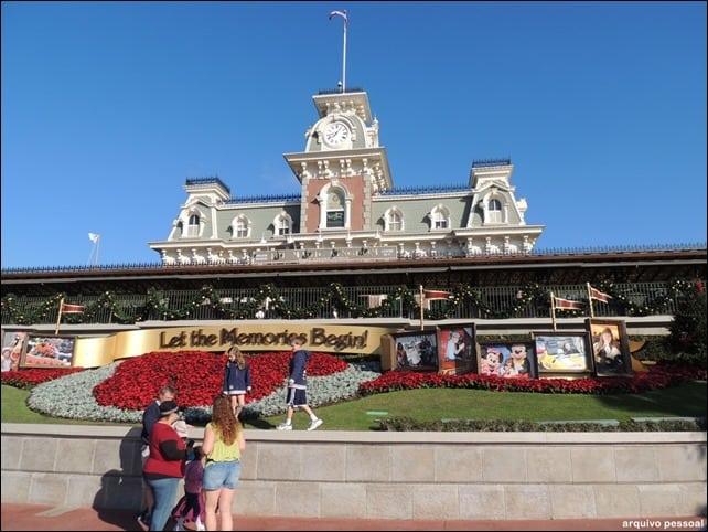 DisneyMagicKingDom - Lua de Mel na Disney da Flórida