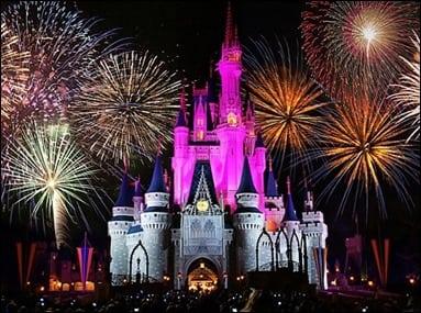 FogosnaDisney - Lua de Mel na Disney da Flórida