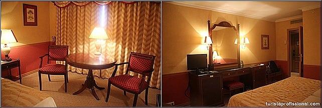 Hotel Dom Pedro em Lisboa