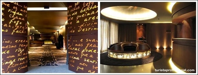 HotelTeatro - Dica de hotel no Porto: Teatro