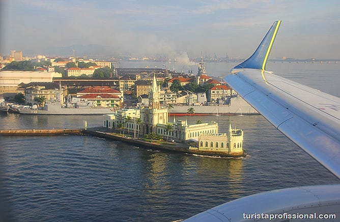 IMG 1153 - Olhares | Chegando ao Rio de Janeiro pelo Aeroporto Santos Dumont