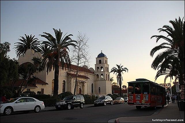 OldTown - Old Town San Diego - a Velha Califórnia