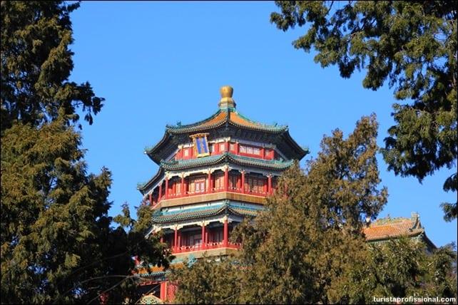 PagodedoIncensoBudista - Visitando o Palácio de Verão em Pequim
