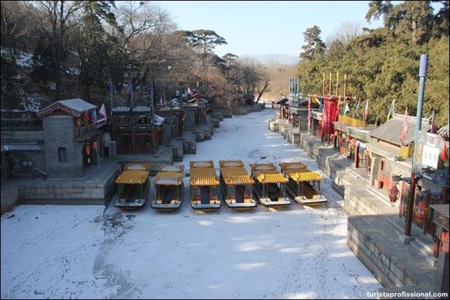 PalciodeVeroPequim - Visitando o Palácio de Verão em Pequim