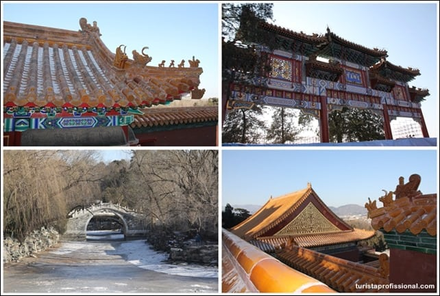 PalciodeVeroemPequim - Visitando o Palácio de Verão em Pequim