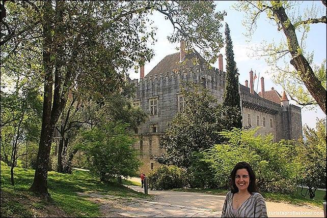 PalciodosDuquesdeBraganaGuimares - Roteiro de 1 dia em Guimarães: como chegar e o que fazer na cidade berço de Portugal