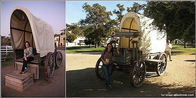 SanDiegoCalifornia - Old Town San Diego - a Velha Califórnia