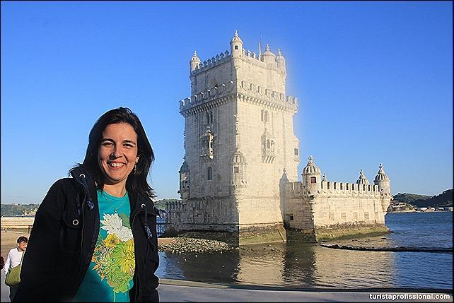 Torre de Belém em Lisboa