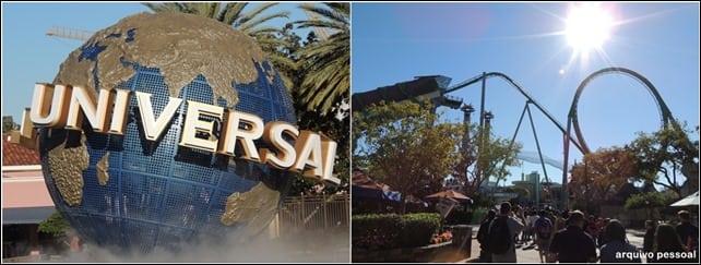 Universal - Lua de Mel na Disney da Flórida