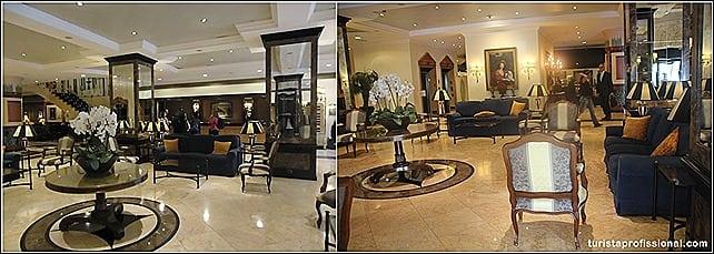 dica de hotel de luxo em Lisboa