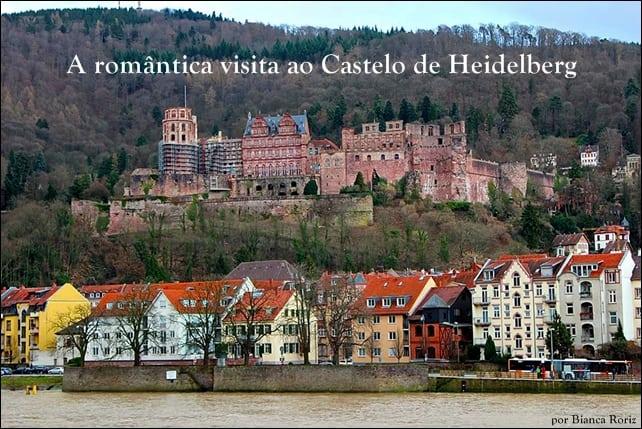 viagem para Heidelberg