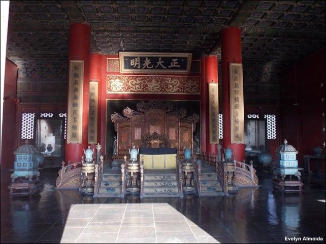 roteiro China