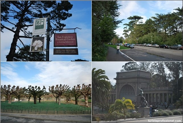 GoldenGatePark - Haight Ashbury e Golden Gate Park: a área mais alternativa de San Francisco