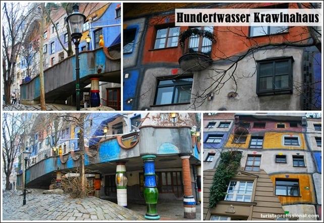 o que visitar em Viena Hundertwasser