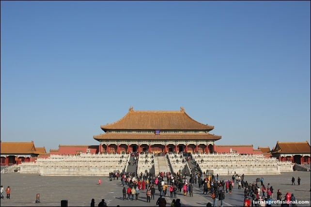 roteiro Pequim