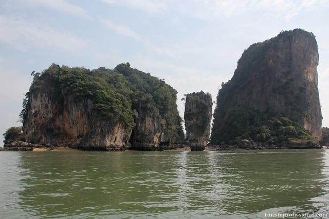 James Bond Island - Visitando a James Bond Island no sul da Tailândia