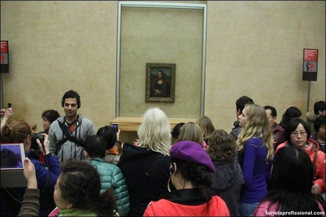 Monalisa - Onde visitar as obras de Leonardo da Vinci