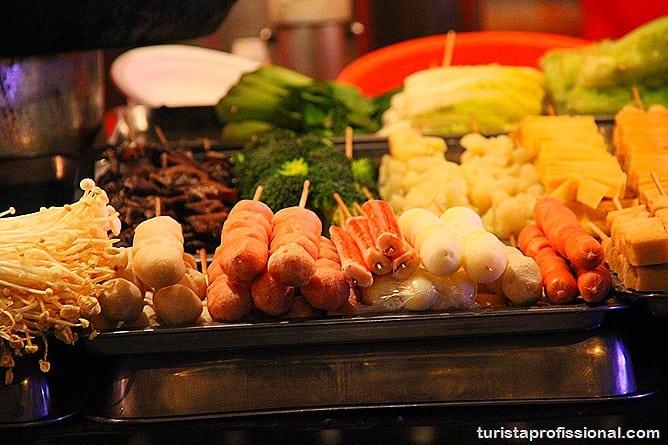 Pequim China 32 - O que fazer e o que comer em Pequim? Escorpião, lacraia, besouro?
