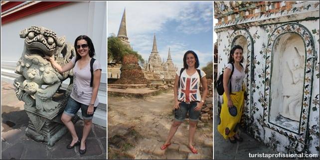 Templos Tailândia