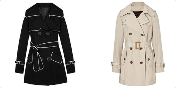TrenchCoat - Qual o casaco ideal?