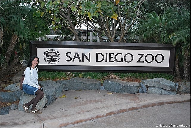 ZooSanDiego - Roteiro de 3 dias em San Diego