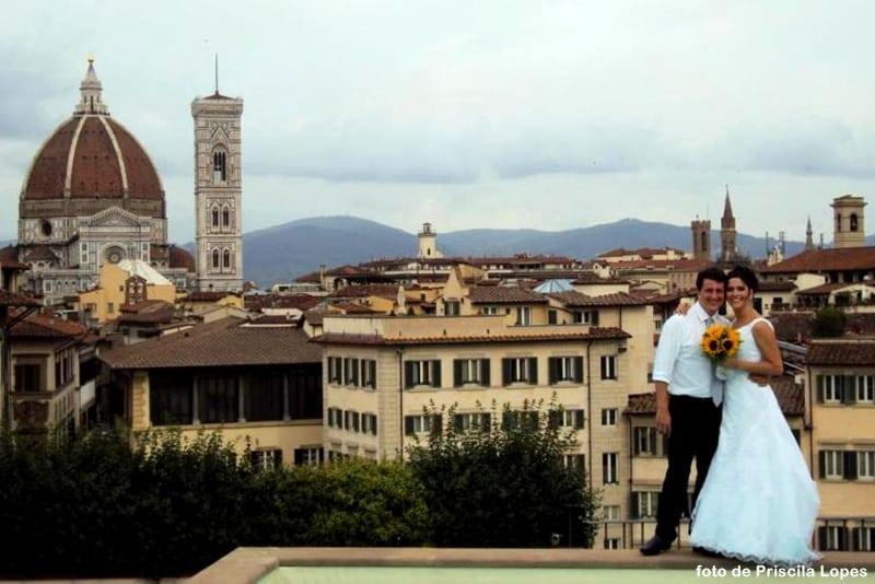 Como casar na Itália