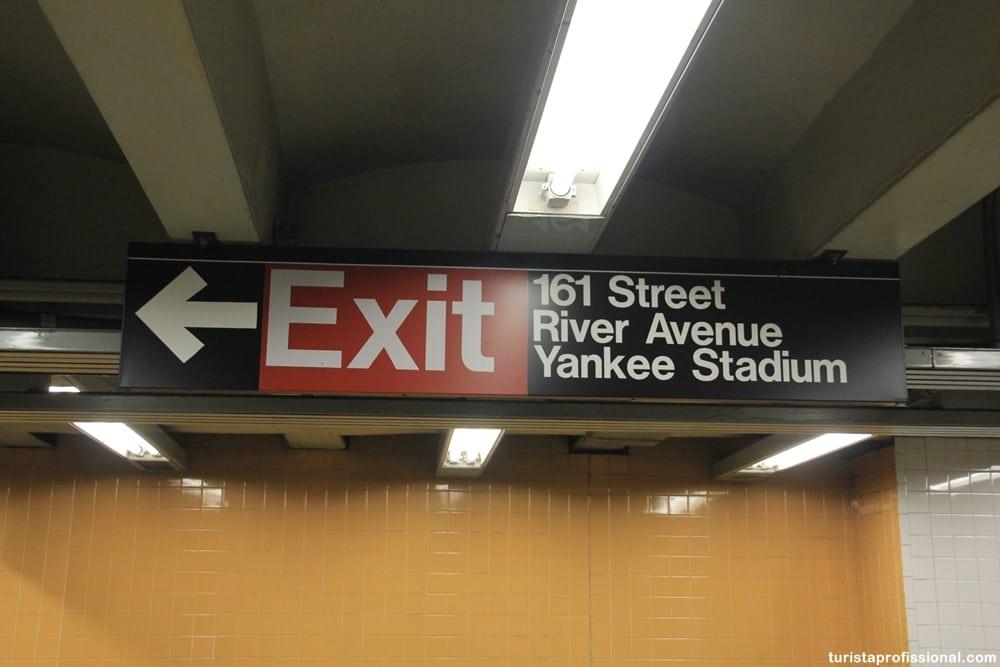 Como chegar ao Yankee Stadium NY - Yankee Stadium em Nova York: como chegar e comprar ingresso para um jogo de baseball