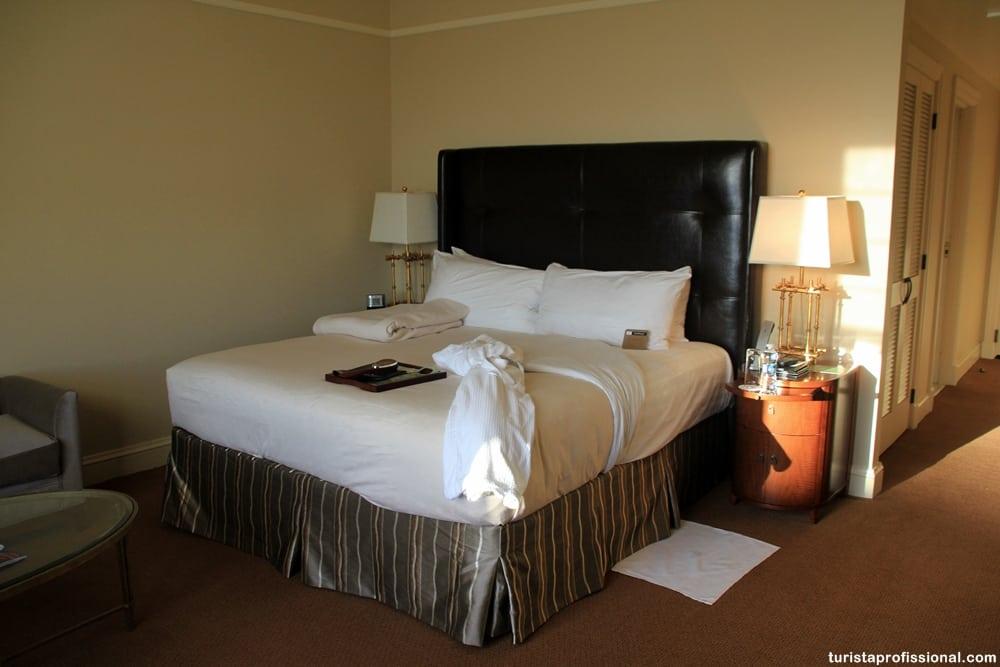Dica de hotel de luxo - Dica de hotel de Luxo em Washington DC: Mandarin Oriental