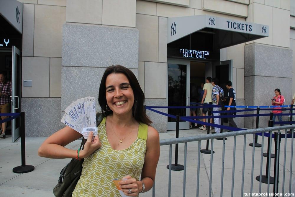 Estádios dos Yankees - Yankee Stadium em Nova York: como chegar e comprar ingresso para um jogo de baseball