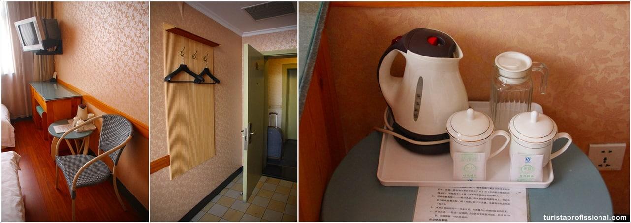 dica de hotel em Pequim