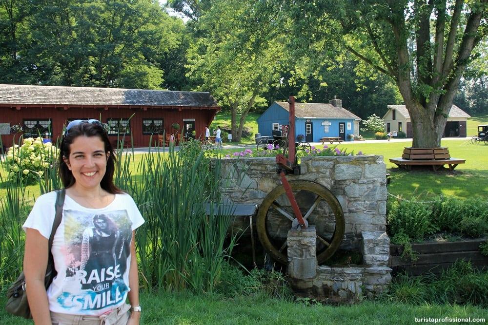 IMG 9261 - O dia em que vi um Amish pela primeira vez!
