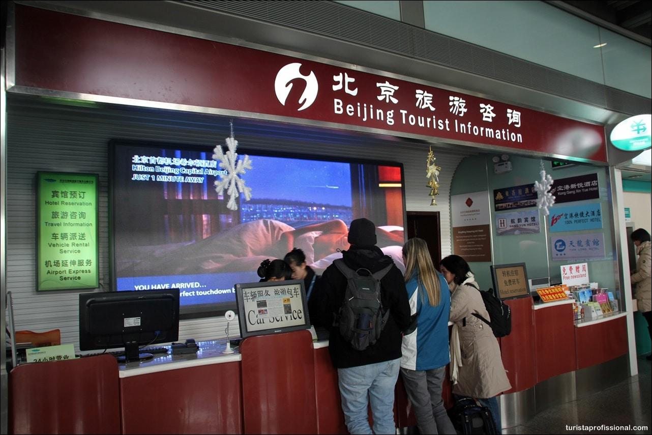 Informações Pequim