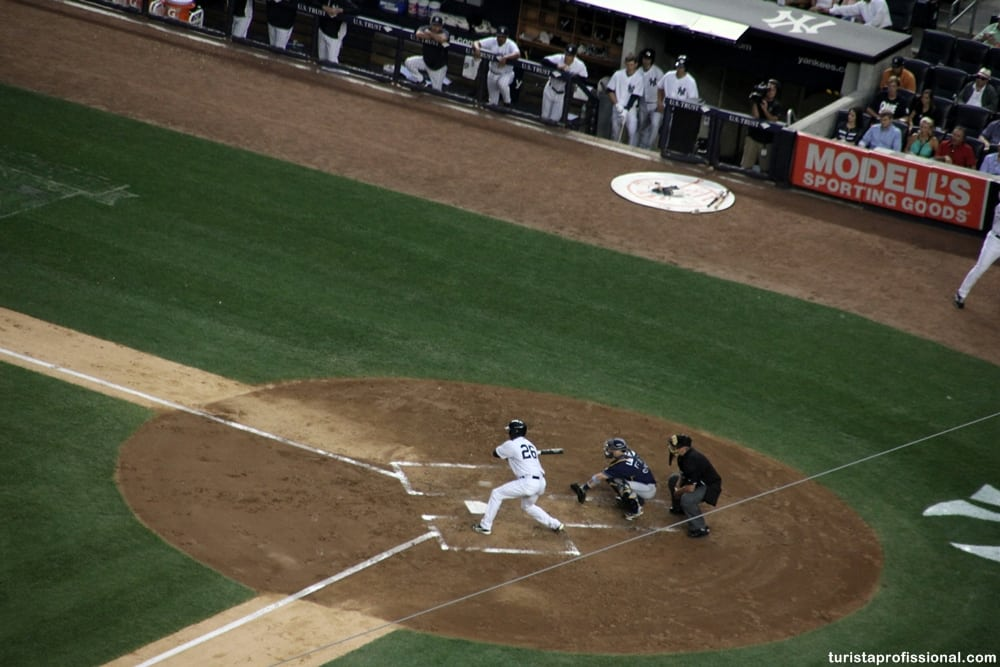 Jogo de Baseball - Yankee Stadium em Nova York: como chegar e comprar ingresso para um jogo de baseball