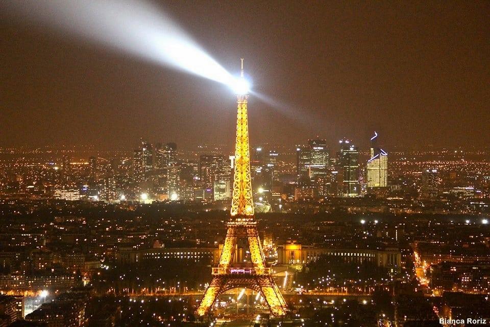 O que visitar em Paris - Torre de Montparnasse em Paris