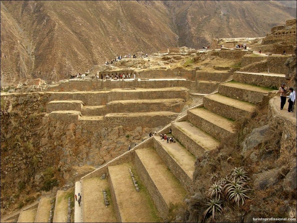 Vale Sagrado dos Incas - Visitando Ollantaytambo no Vale Sagrado dos Incas