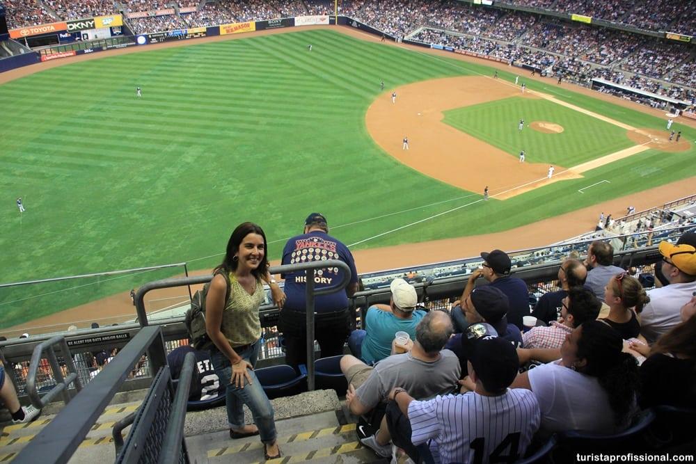 Yankee Stadium em Nova York - Yankee Stadium em Nova York: como chegar e comprar ingresso para um jogo de baseball