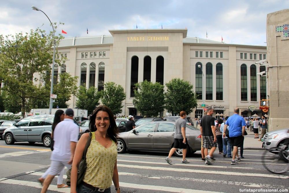 Yankee Stadium - Yankee Stadium em Nova York: como chegar e comprar ingresso para um jogo de baseball