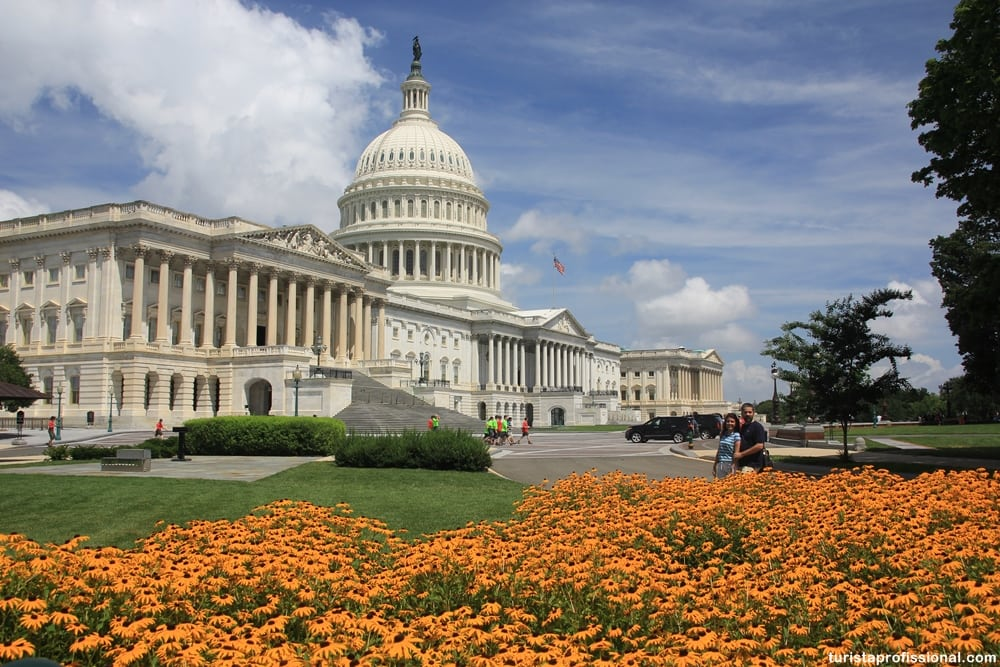 atrações turísticas de Washington
