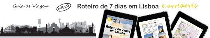 guia de lisboa - Portugal