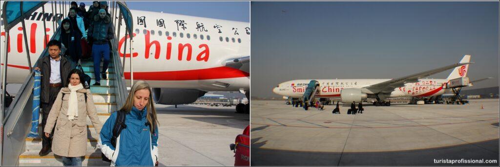 Imigração em Pequim