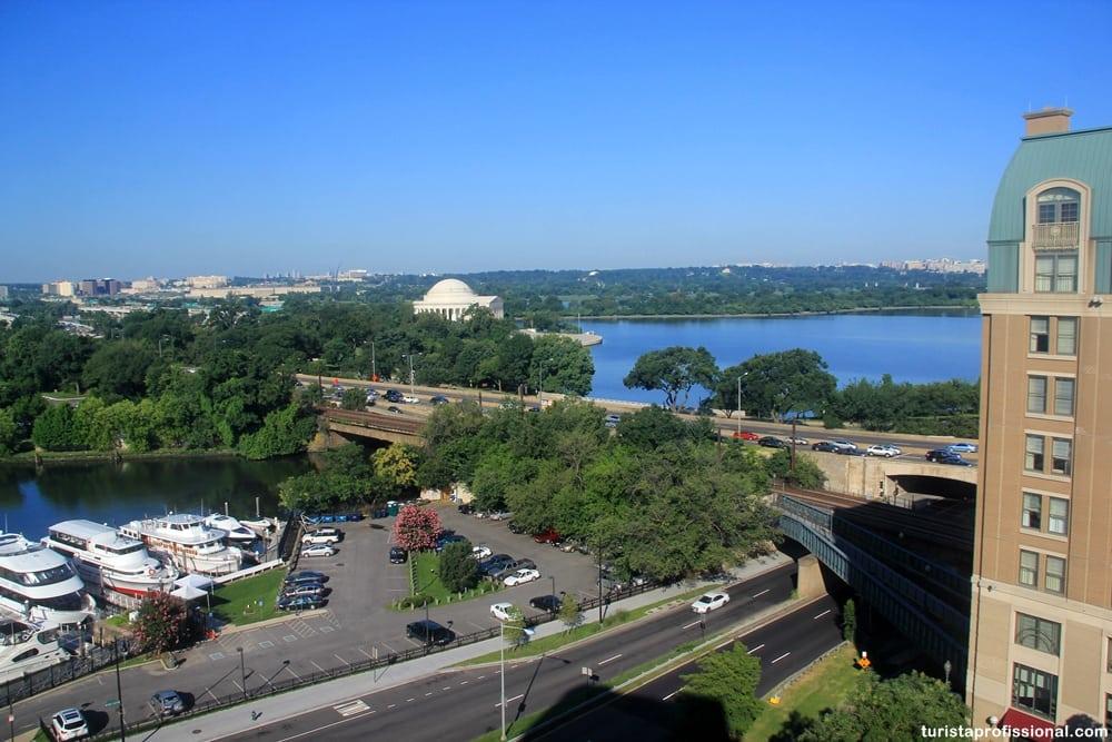 hotel Washington - Dica de hotel de Luxo em Washington DC: Mandarin Oriental