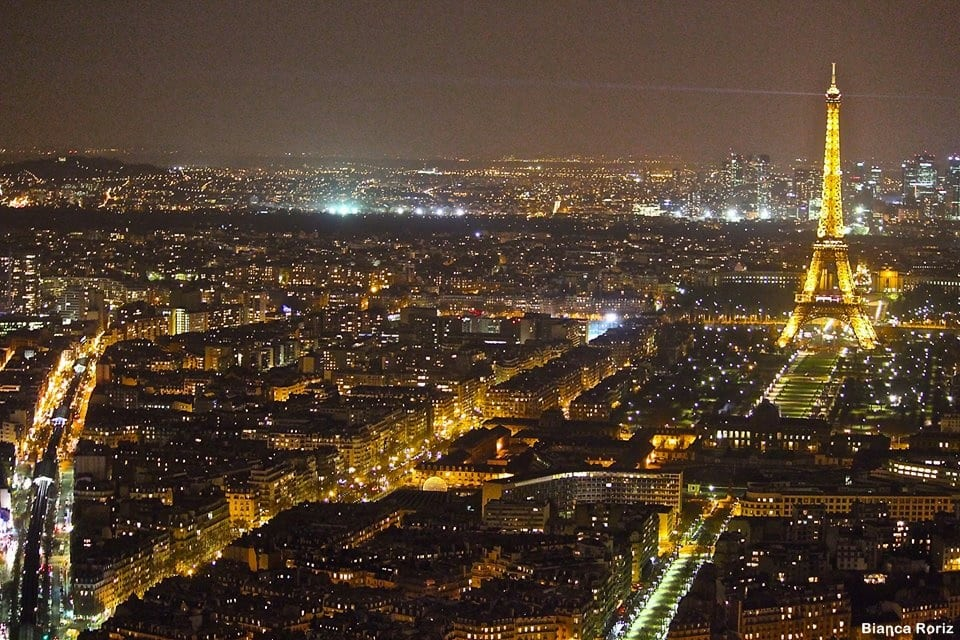 torre de montparnasse - Torre de Montparnasse em Paris