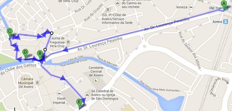Captura de Tela 2013 08 26 às 16.10.25 - Roteiro de 1 dia em Aveiro