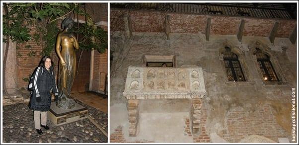 Casa de Julieta - Verona, Itália: roteiro de 1 dia na cidade de Romeu e Julieta