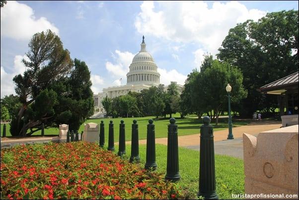 Dicas de Washington - National Mall em Washington DC, onde os museus se reúnem